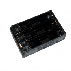 Standard Horizon Alkaline Battery Case f-5-AAA Batteries