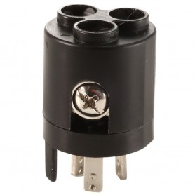 Motorguide 6-Gauge Wire Receptacle Adapter