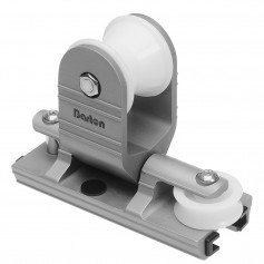Barton Marine Towable Genoa Car - Fits 25mm -1-- T-Track