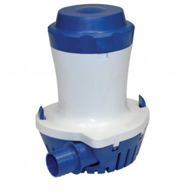 Shurflo by Pentair 1500 Bilge Pump - 24VDC- 1500GPH - 1-1-8- Port Submersible