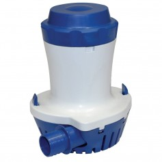 Shurflo by Pentair 2000 Bilge Pump - 24VDC- 2000GPH - 1-1-8- Port Submersible