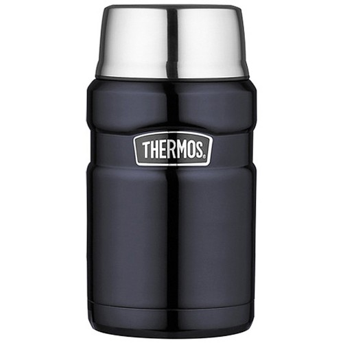 Thermos Stainless Steel King Food Jar - Blue - 24 oz-