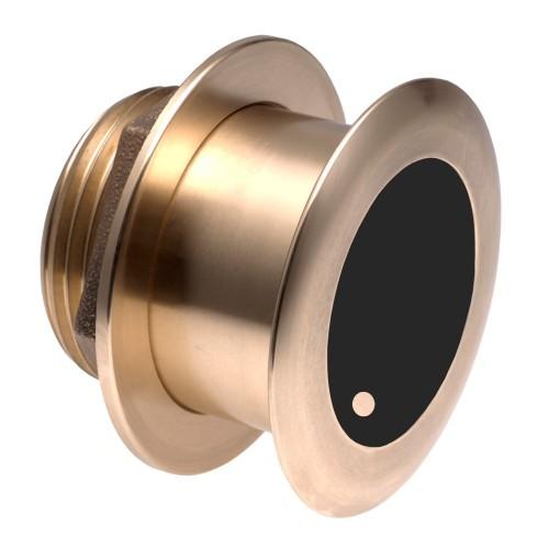 Garmin Bronze Thru-hull Wide Beam Transducer w-Depth - Temp - 20 Degree tilt- 8-pin - Airmar B175HW