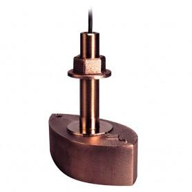 Raymarine B260 Bronze Broadband Ultra-High Performance Thru-Hull w-Fairing