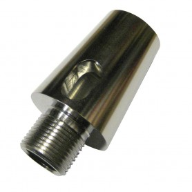 Comrod AV-C2 Adapter - Tapered To FIt Between Larger Diameter BI-Series Antennas - BI-Series Brackets