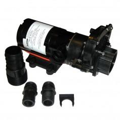 Raritan Macerator Pump - 12v w-Waste Valve