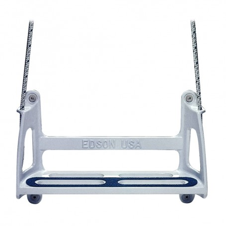 Edson One-Step Boarding Step w-Line