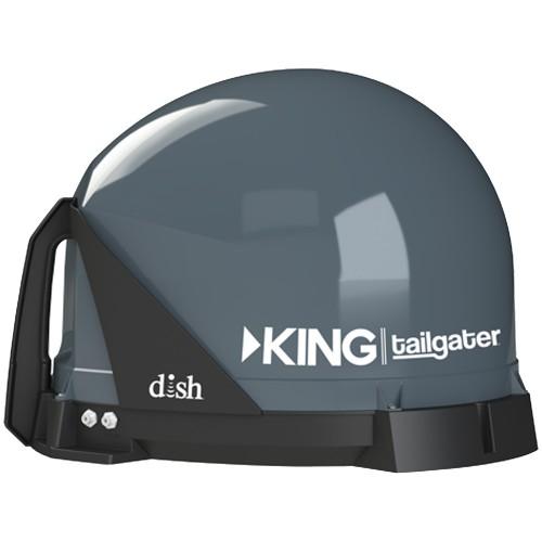 KING Tailgater Portable DISH Satellite Antenna