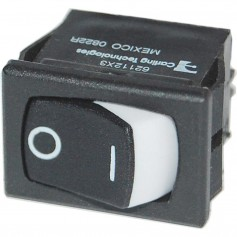 Blue Sea 7481 360 Panel - Rocker Switch SPST - -ON--OFF