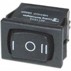 Blue Sea 7484 360 Panel - Rocker Switch SPDT - -ON--OFF--ON-