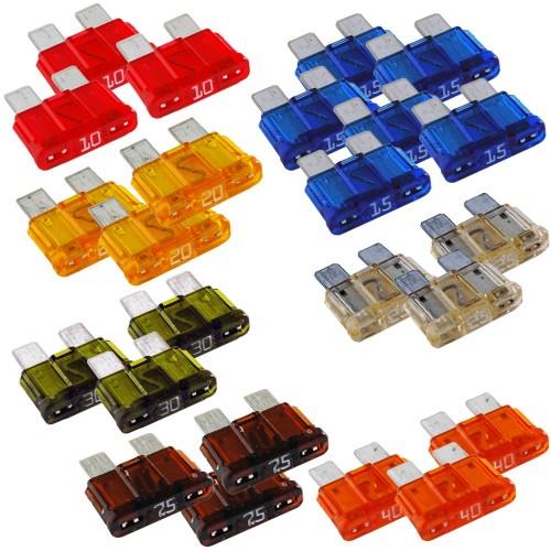 Blue Sea 5290 easyID Fuse Kit