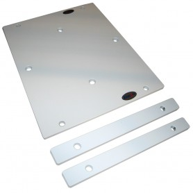 Edson Vision Series Mounting Plate f-Simrad HALO Open Array - Hard Top Only