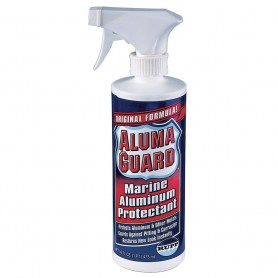 Rupp Aluma Guard Aluminum Protectant - 16oz- Spray Bottle - Case of 12