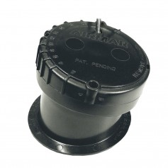 Faria Adjustable In-Hull Transducer - 235kHz- up to 22 - Deadrise