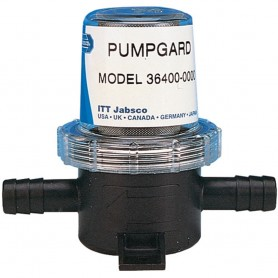 Jabsco Pumpguard In-Line Strainer - 1-2- NPT