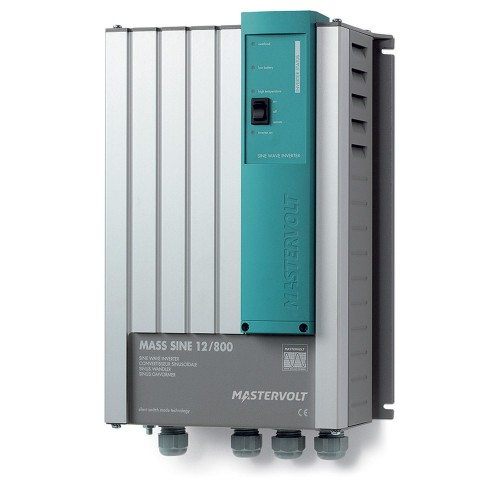Mastervolt Mass Sine Wave Inverter 12-800 -230V-50Hz-