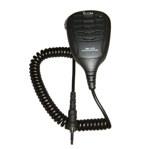 Icom Waterproof Floating Speaker Mic f-M25