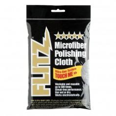 Flitz Microfiber Polishing Cloth - 16- x 16- - Single Bag