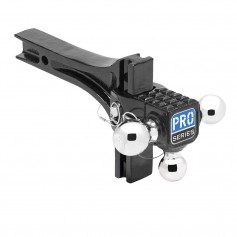 Draw-Tite Adjustable Tri-Ball Mount