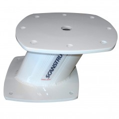 Scanstrut 6- Aluminum PowerTower f-Open Array Raymarine -4-- Furuno -2- Navico HALO -3- 4- 6-