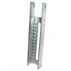 C-E- Smith Vertical Bunk Bracket Lanced - 9-1-2-