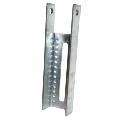 C-E- Smith Vertical Bunk Bracket Dimpled - 7-1-2-