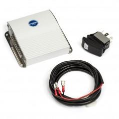Schmitt Ongaro Synchronized Wiper Control System w-Switch f-1-3 Motors - 12V