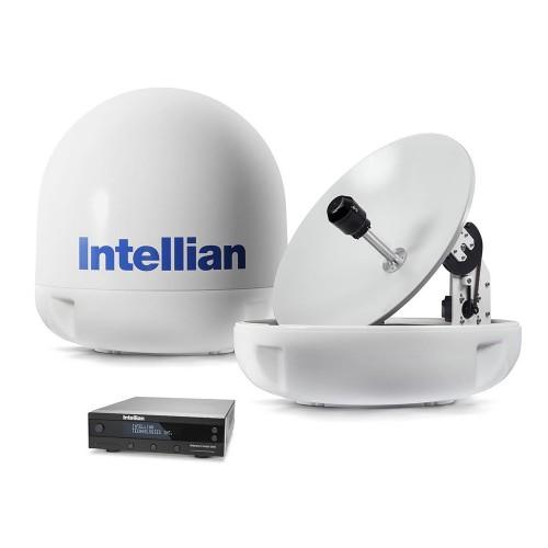 Intellian i5 US System - 20-8- Dish w-All-Americas LNB