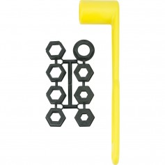 Attwood Prop Wrench Set - Fits 17-32- to 1-1-4- Prop Nuts