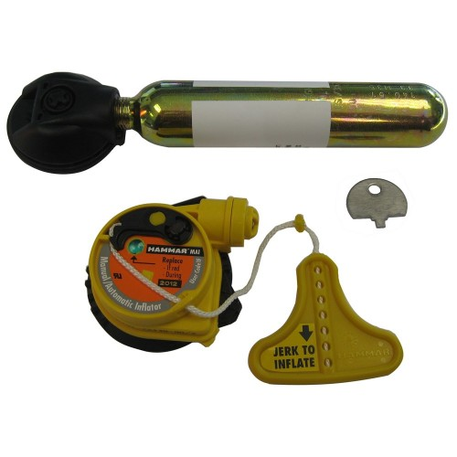 Mustang Hydrostatic Inflator Rearming Kit f-MD3183 MD3184