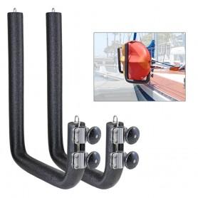 Magma Removable Rail Mounted Kayak-SUP Rack - Wide - 20-