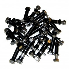 Rupp Nut- Bolt - Bushing Kit