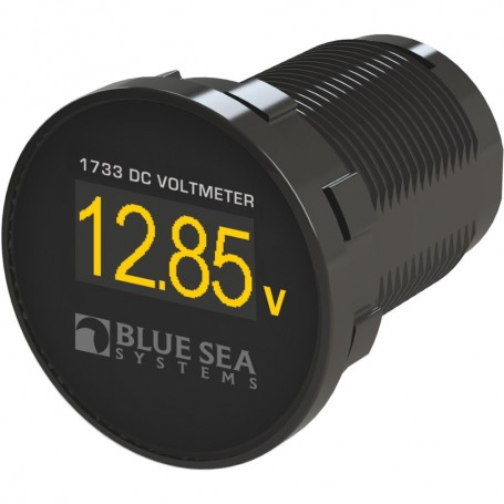 Blue Sea 1733 Mini OLED DC Voltmeter