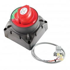 BEP Remote Operated Battery Switch w-Optical Sensor - 500A 12-24v