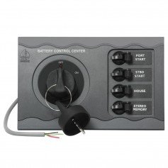 BEP Battery Control Center f-Triple Engine Remote