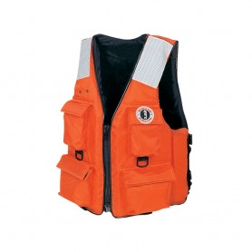 Mustang 4-Pocket Flotation Vest - SM
