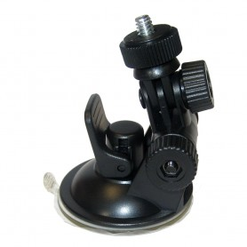 HawkEye FishTrax Adjustable Mounting Bracket w-Suction Cup