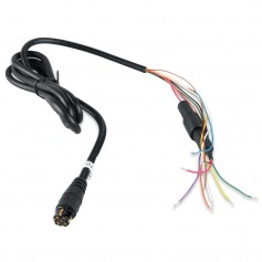 Garmin Power-Data Cable -Bare Wires- f-GPSMAP 2xx- 3xx - 4xx Series