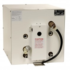 Whale Seaward 11 Gallon Hot Water Heater w-Front Heat Exchanger - White Epoxy - 120V - 1500W