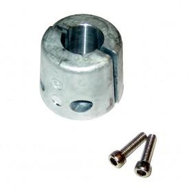 Tecnoseal De-Icer Aerator Anode - 0-50- Shaft - Zinc