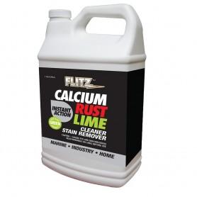 Flitz Instant Calcium- Rust - Lime Remover - Gallon Refill