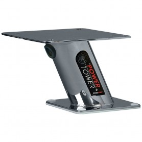 Scanstrut 6- PowerTower Polished Stainless Steel f-Garmin - Furuno Domes