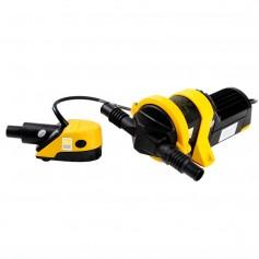 Whale IC Retail Kit 12V Gulper IC Pump - Strainer IC