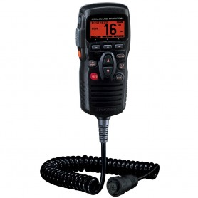 Standard Horizon RAM3- Remote Station Microphone - Black