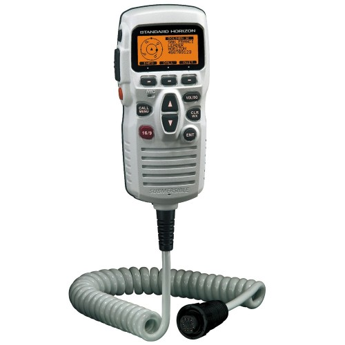 Standard Horizon RAM3- Remote Station Microphone - White