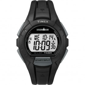Timex Ironman Essential 10 Full-Size LAP - Black