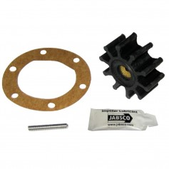 Jabsco Impeller Kit - 10 Blade - Neoprene - 2- Diameter x 7-8-W Pin Drive Insert
