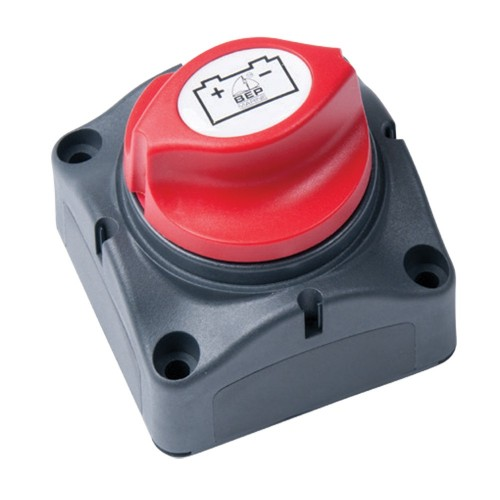 BEP Contour Battery Disconnect Switch - 275A Continuous