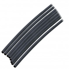 Ancor Adhesive Lined Heat Shrink Tubing -ALT- - 1-8- x 12- - 10-Pack - Black