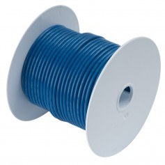 Ancor Dark Blue 18 AWG Tinned Copper Wire - 500-